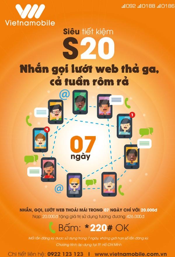 Gói cước S20 – Xu hướng mới tiết kiệm và quản lý phí điện thoại hiệu quả
