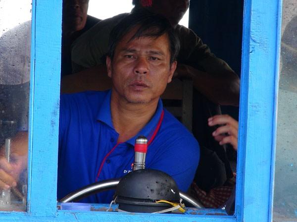 Thuyền trưởng Võ Văn Lựu