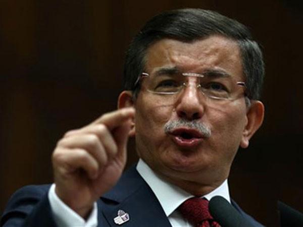 Cựu Thủ tướng Thổ Nhĩ Kỳ Ahmet Davutoglu