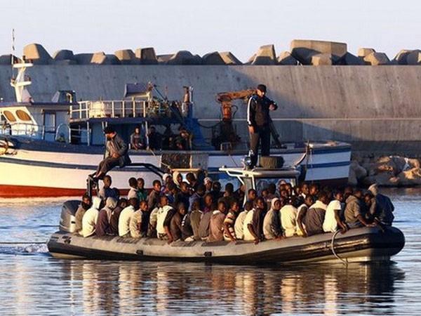 Nhập cư trái phép vào Italy