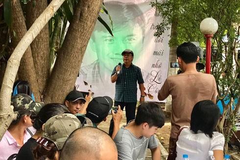 Đạo diễn Trần Ngọc Phong