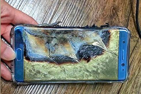 Galaxy Note 7- Tượng đài đáng để quên lãng