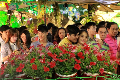 Cả nước tưng bừng đón chào năm mới Đinh Dậu 2017