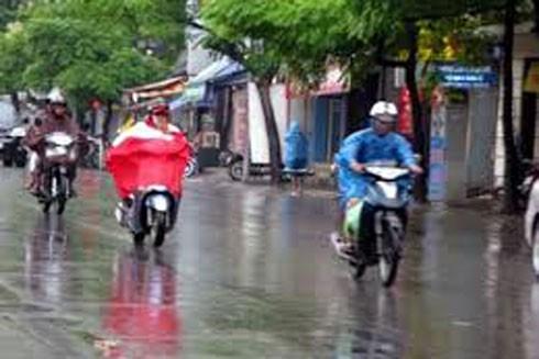 Hà Nội có mưa, nhiệt độ giảm xuống 13 độ C