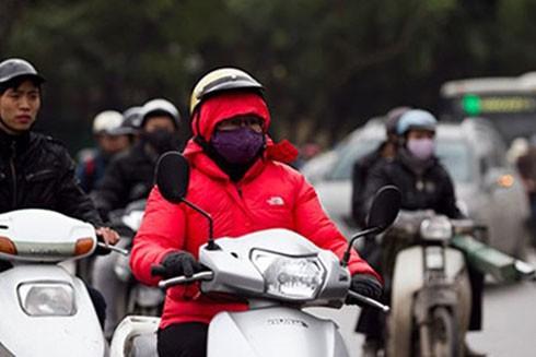 Không khí lạnh tăng cường nhiều nơi rét đậm rét hại