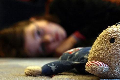 Trẻ em bị lạm dụng thường gặp phải nhiều bất ổn tâm lý và thể xác