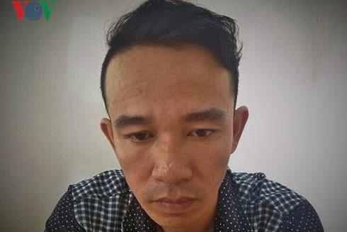 Đối tượng Nguyễn Minh Hoàng