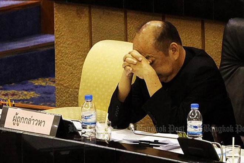 Cựu Ngoại trưởng Thái Lan Surapong Tohvichakchaikul