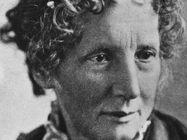 Nhà văn Harriet Elizabeth Beecher Stowe.