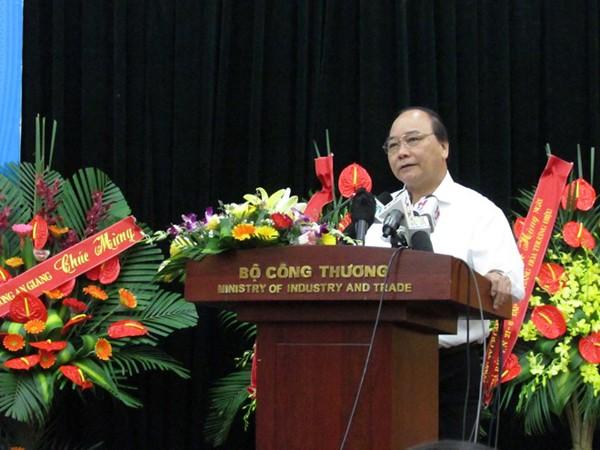 Phó Thủ tướng Nguyễn Xuân Phúc, Trưởng BCĐ 389 Quốc gia