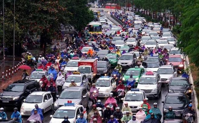 Điều chỉnh giờ làm việc được cho là giải pháp giảm ùn tắc ở các đô thị