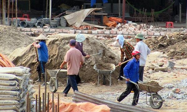 Hiện Việt Nam có khoảng 18 triệu lao động phi chính thức