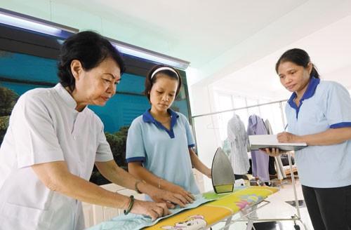 Cần quy định điều kiện với các doanh nghiệp tham gia cung ứng lao động giúp việc gia đình sang các thị trường ngoài nước