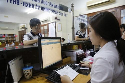 Hà Nội muốn giảm tỷ lệ nợ bảo hiểm xã hội xuống dưới 3,5%