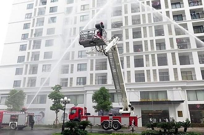 Hà Nội yêu cầu công khai chủ đầu tư, công trình vi phạm phòng cháy