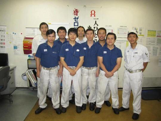 Thực tập sinh kỹ thuật tại Nhật Bản đã về nước có thể đăng kí tham gia ứng tuyển tại hội chợ việc làm