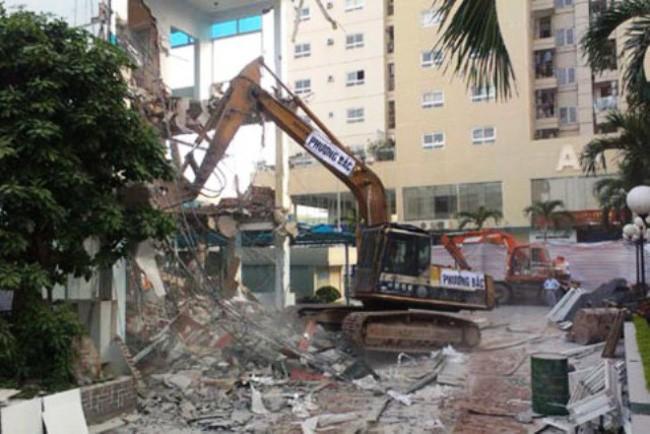 Đội quản lý trật tự xây dựng đô thị có trách nhiệm phát hiện, lập hồ sơ xử lý các trường hợp vi phạm