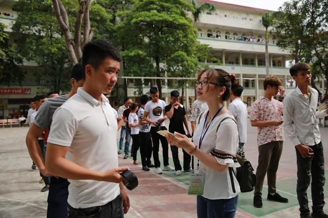 Thí sinh có nguyện vọng đi làm việc tại Hàn Quốc tham dự kỳ thi tiếng Hàn
