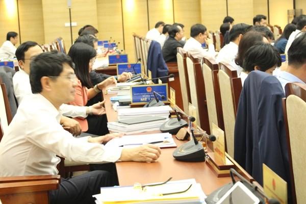 HĐND TP Hà Nội quyết định nhiều nội dung liên quan đến phát triển kinh tế xã hội ảnh 1