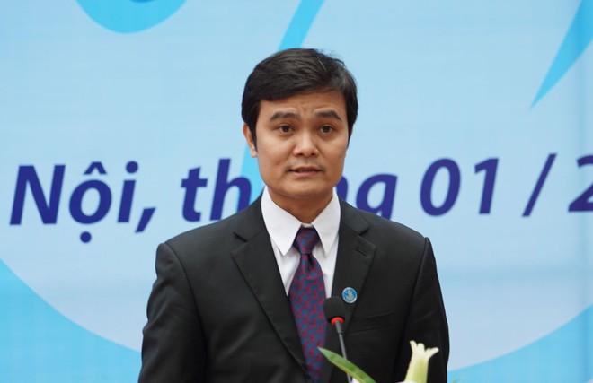 Anh Bùi Quang Huy được bầu làm Chủ tịch Hội Sinh viên Việt Nam ảnh 1