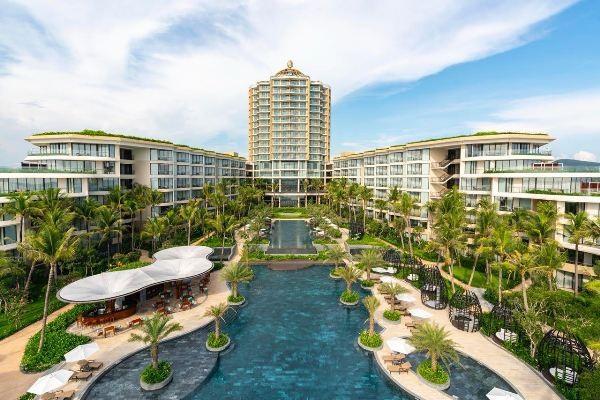 Tổ hợp nghỉ dưỡng InterContinental Phu Quoc Long Beach Resort