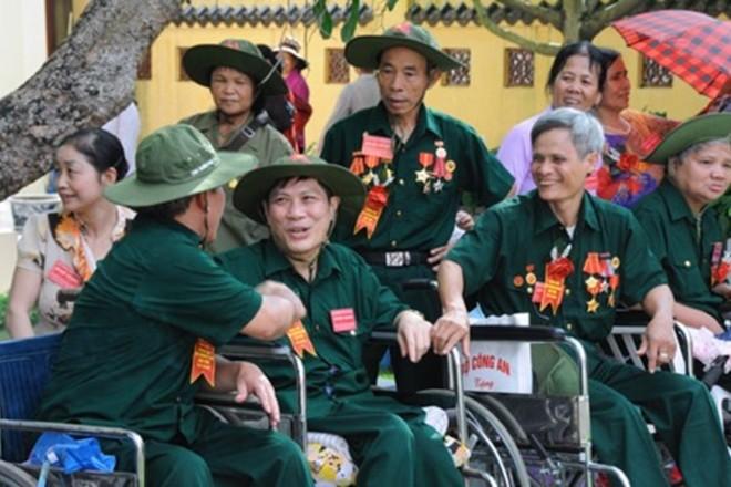 Hiệp hội thương binh và người khuyết tật đề nghị bổ sung đối tượng thương binh vào Luật Người khuyết tật 2012