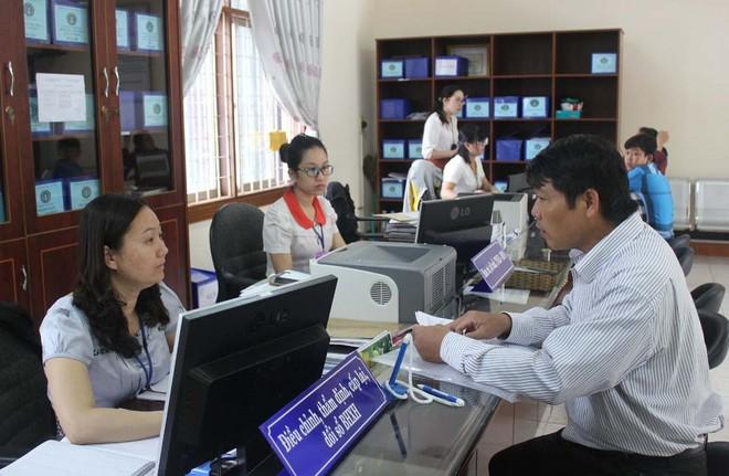 Bảo hiểm xã hội giao chỉ tiêu phát triển số người tham gia cho từng địa phương