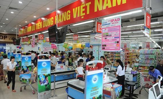 Hàng Việt Nam ngày càng được người tiêu dùng yêu thích
