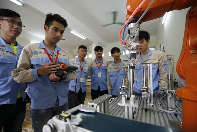 Phát triển cơ sở giáo dục nghề nghiệp ngoài công lập góp phần đào tạo, nâng cao chất lượng nguồn nhân lực