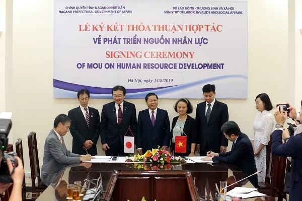 Thêm nhiều cơ hội cho lao động Việt Nam sang Nhật Bản làm việc