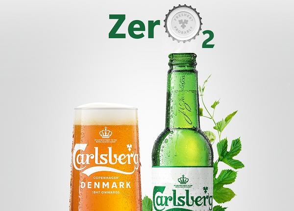 Carlsberg ra mắt nắp chai mới giúp lưu giữ hương vị bia tươi ảnh 1