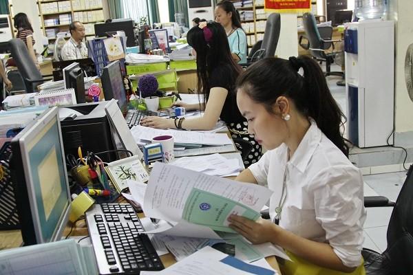 Bảo hiểm xã hội Việt Nam đang thực hiện lộ trình tinh giản biên chế kết hợp với điều chỉnh cơ cấu tổ chức