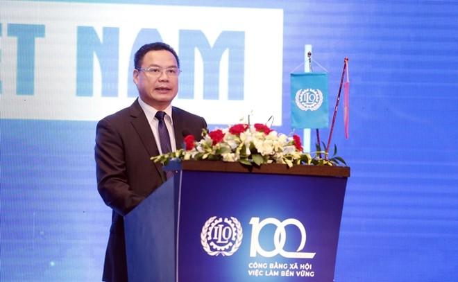 Thứ trưởng Bộ LĐ-TB&XH làm Chủ tịch Hội đồng tiền lương quốc gia ảnh 1