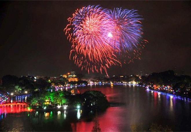 Dự kiến, Hà Nội sẽ có 30 điểm bắn pháo hoa chào mừng Tết Nguyên đán Canh Tý 2020