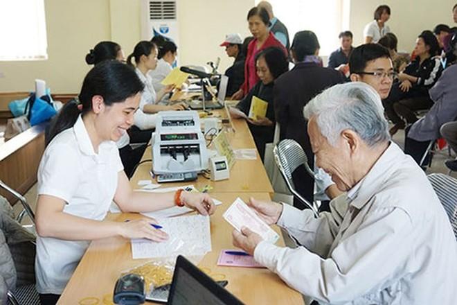 Dự kiến, mức lương hưu sẽ được điều chỉnh tăng lên 1.600.000 đồng/tháng từ 1/7/2020