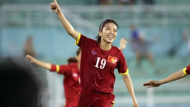 Đội trưởng đội tuyển bóng đá nữ Quốc gia Việt Nam vô địch bóng đá nữ Đông Nam Á năm 2019, Huỳnh Như được đề cử Gương mặt Việt Nam tiêu biểu