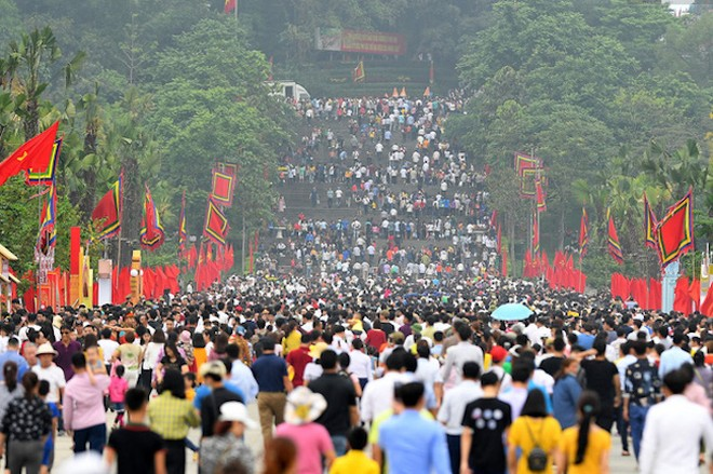 Giỗ tổ Hùng Vương: Người lao động được nghỉ làm việc, hưởng nguyên lương