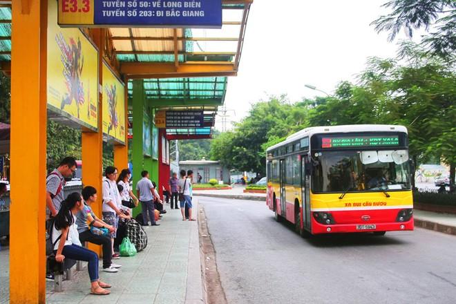 Hà Nội tiếp tục mở thêm 17 tuyến buýt mới