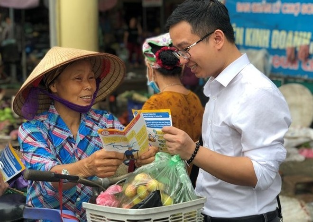 Bảo hiểm xã hội vận động người dân tham gia bảo hiểm xã hội tự nguyện
