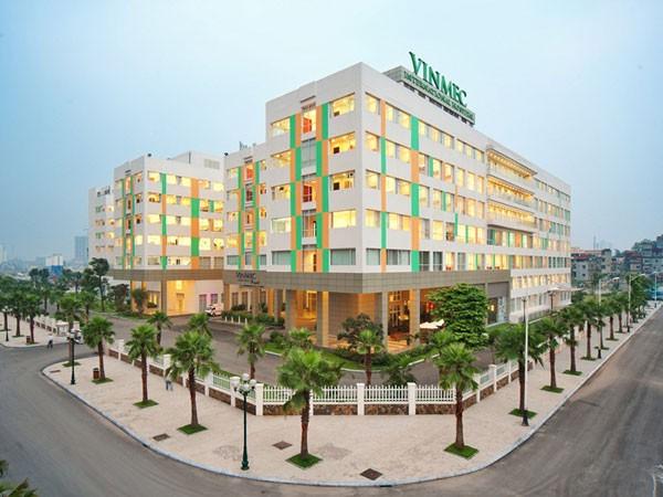 Bệnh viện Đa khoa Quốc tế Vinmec Hà Nội là bệnh viện đầu tiên tại Việt Nam được trao chứng chỉ uy tín này.