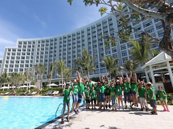 """Trại hè VinCamp 2015 – """"Hội nghị thượng đỉnh"""" của các nhà lãnh đạo tương lai ảnh 5"""
