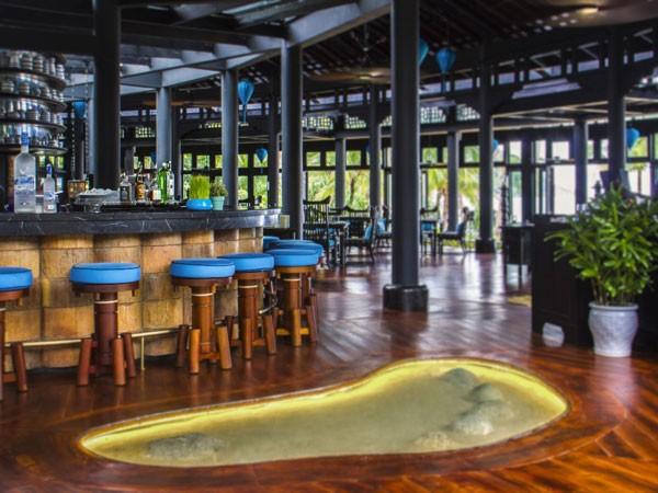 Khu nghỉ dưỡng sang trọng nhất Châu Á khai trương triển lãm tranh ảnh 4