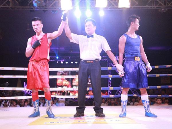 Phú Cường đã giành thắng lợi thuyết phục để ghi tên vào trận chung kết.