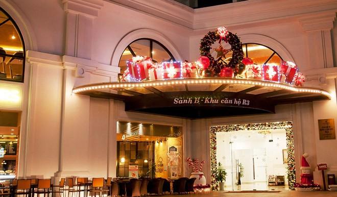 Không khí Giáng sinh tràn ngập Royal City