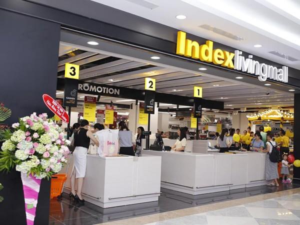 Trung tâm nội thất Index Living Mall tại VMM Thảo Điền với 100% sản phẩm nhập khẩu từ Thái Lan