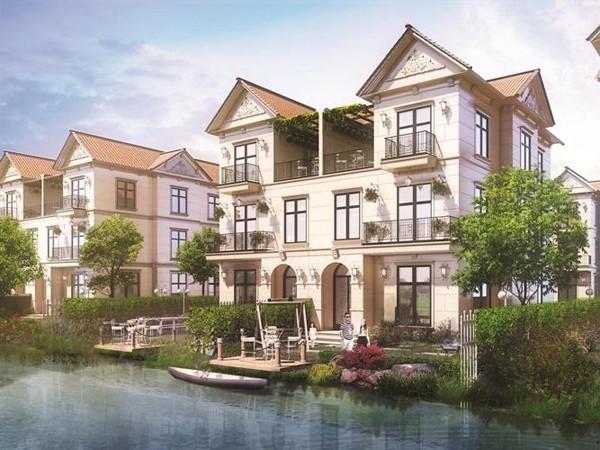 Mua biệt thự Vinhomes Riverside: Đón Tết an cư, nhân tư lợi ích
