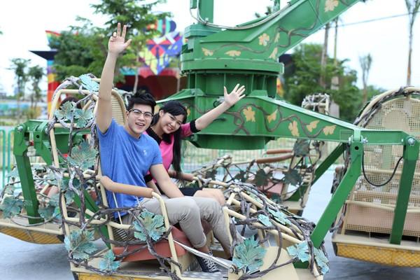 Asia Park giảm 50% giá vé cho người dân Đà Nẵng ảnh 5