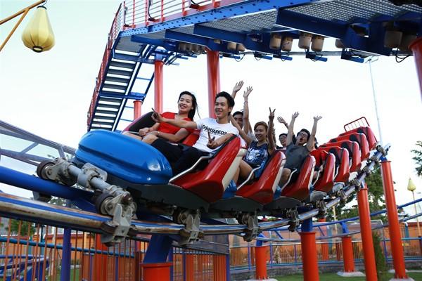 Asia Park giảm 50% giá vé cho người dân Đà Nẵng ảnh 6