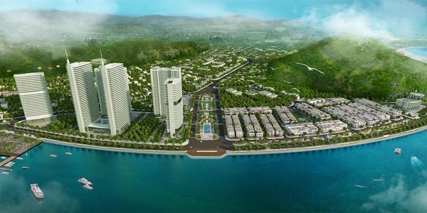 Phối cảnh tổng thể dự án Vinhomes Dragon Bay – Hạ Long