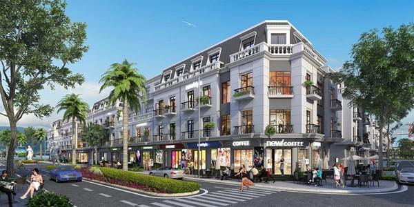380 căn shophouse tại Vinhomes Dragon sẽ mang lại cơ hội đầu tư kinh doanh hấp dẫn cho khách hàng